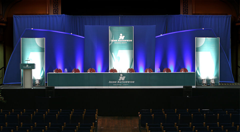 Backdrops For Conferences Events Meetings Theatre And TV