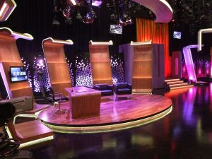 The Late Late Show Studio set backdrop.JPG